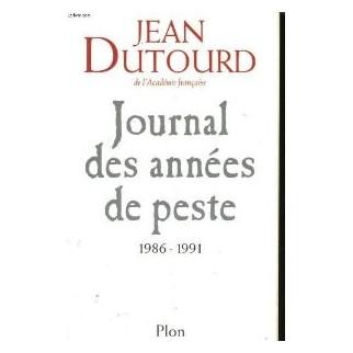 Journal des années de peste 1986-1991