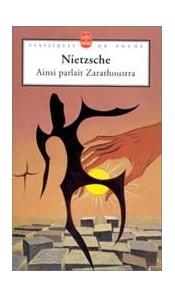 Ainsi parlait Zarathoustra (Poche)
