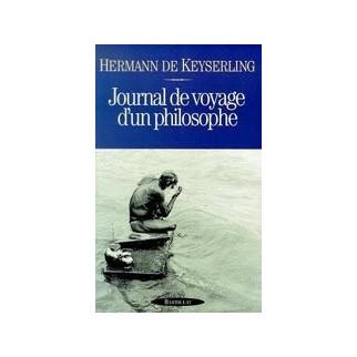 Journal de voyage d'un philosophe