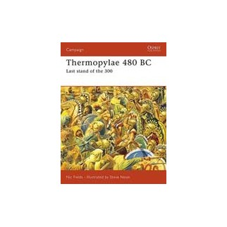 Thermopylae 480 BC - Last stand of the 300