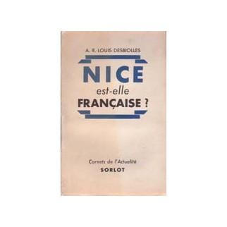 Nice est-elle française ?