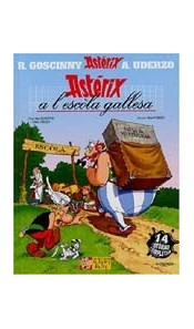Astérix a l 'escola gallesa : Edition en occitan