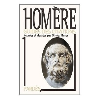 Guide des citations : Homère