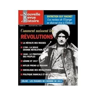 La Nouvelle Revue d'Histoire n°55