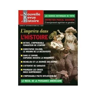 La Nouvelle Revue d'Histoire n°56