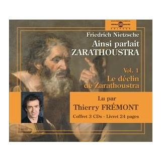 Ainsi parlait Zarathoustra - Vol. 1