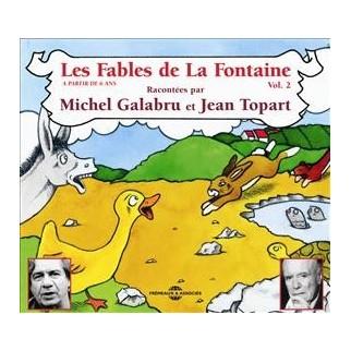 Les Fables de La Fontaine Vol. 2