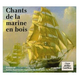 Chants de la marine en bois