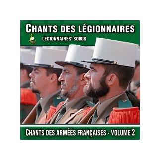 Chants des légionnaires - Volume 2