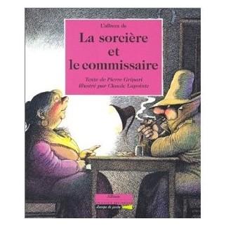 L'album de La sorcière et le commissaire