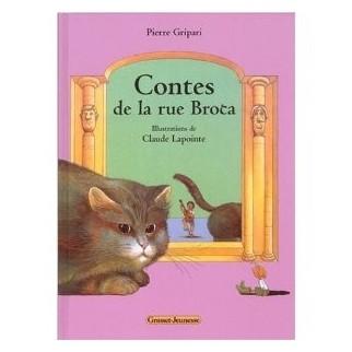 Contes de la rue Broca - Album