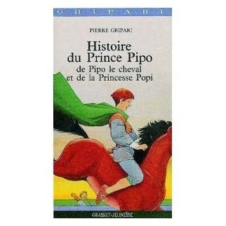 Histoire du prince Pipo, de Pipo le cheval et de la princesse Popi