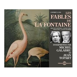 Les Fables de La Fontaine (CD)