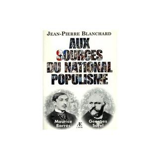 Aux sources du national-populisme