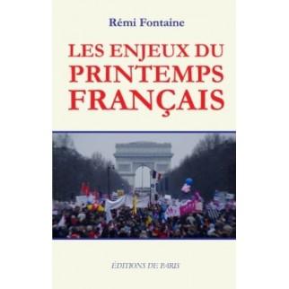 Les enjeux du Printemps français