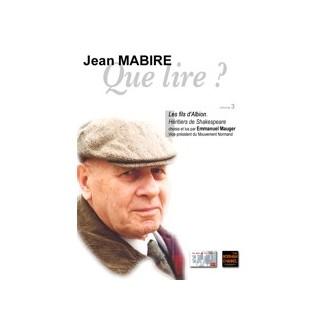 Que lire ? de Jean Mabire en DVD, Volume 3