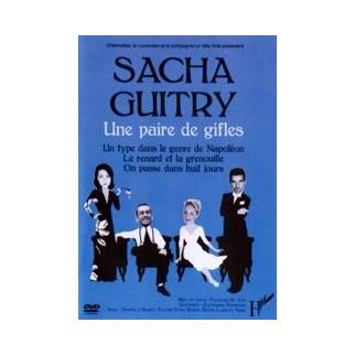 Sacha Guitry (DVD) - Une paire de gifles