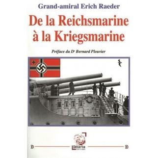 De la Reichsmarine à la Kriegsmarine