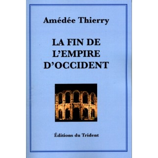 La fin de l'empire d'occident