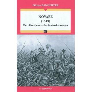 Novare, 1513 : dernière victoire des fantassins suisses
