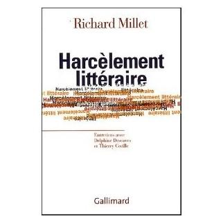 Harcèlement littéraire