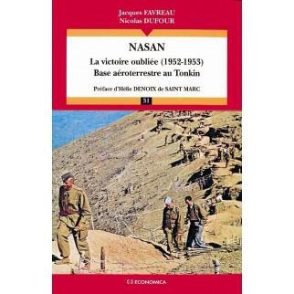 Nasan : la victoire oubliée (1952-1953), base aéroterrestre au Tonkin