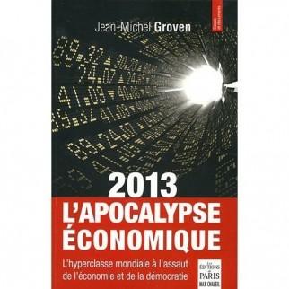 2013 l'apocalypse économique