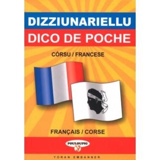 Dico de poche Corse/Français - Français/Corse