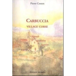 Carbuccia village corse