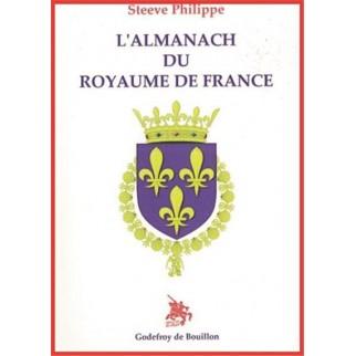 L'almanach du royaume de France