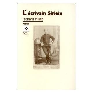 L'écrivain Sirieix