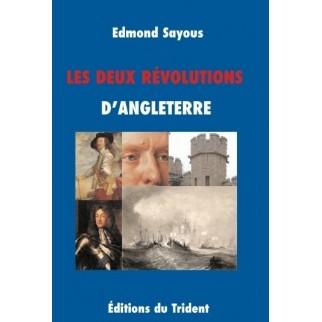 Les deux révolutions d'Angleterre