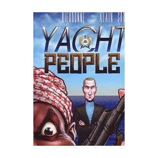 Yacht people Tome 1 : Quenelle en haute mer