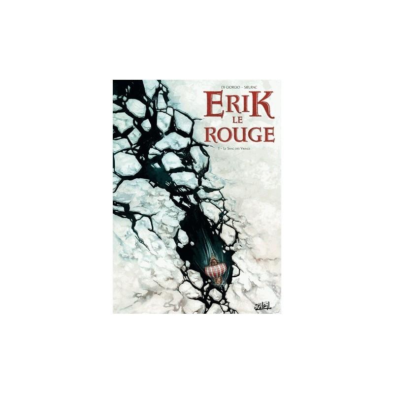 Erik Le Rouge, Tome 1 : Le sang des Vikings