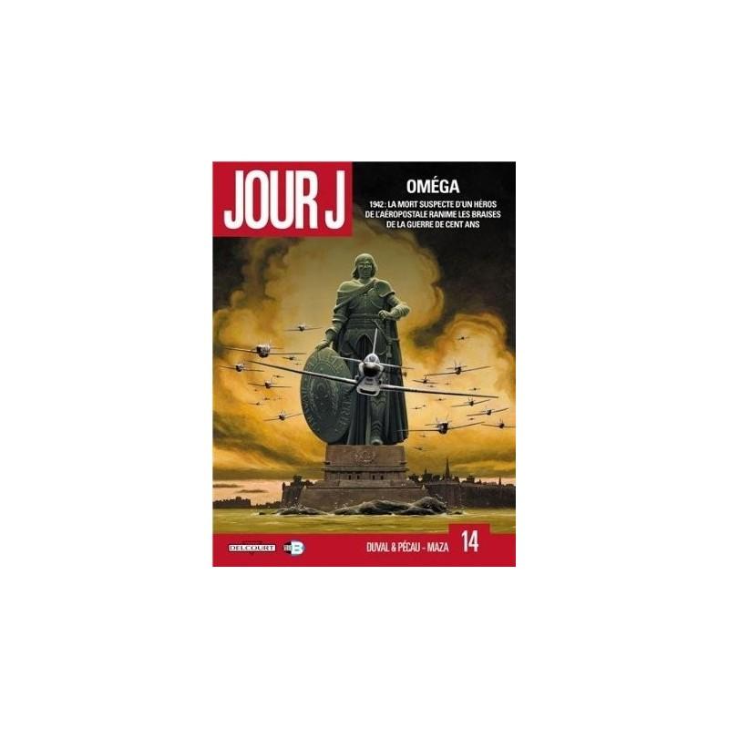 Jour J, Tome 14 : Oméga