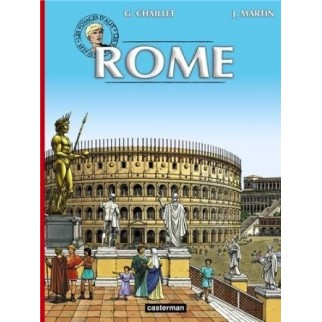 Les voyages d'Alix - Rome
