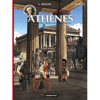 Les voyages d'Alix - Athènes