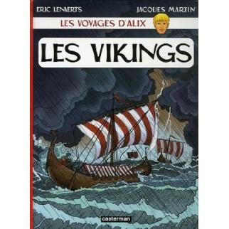 Les voyages d'Alix - Les Vikings