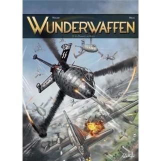 Wunderwaffen, Tome 3. Les Damnés du Reich