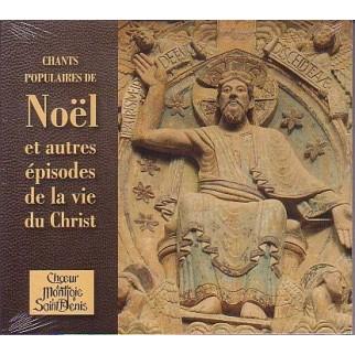 Chants populaires de Noël et autres épisodes de la vie du Christ