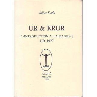 "Ur & Krur (""Introduction à la magie"") Ur 1927"