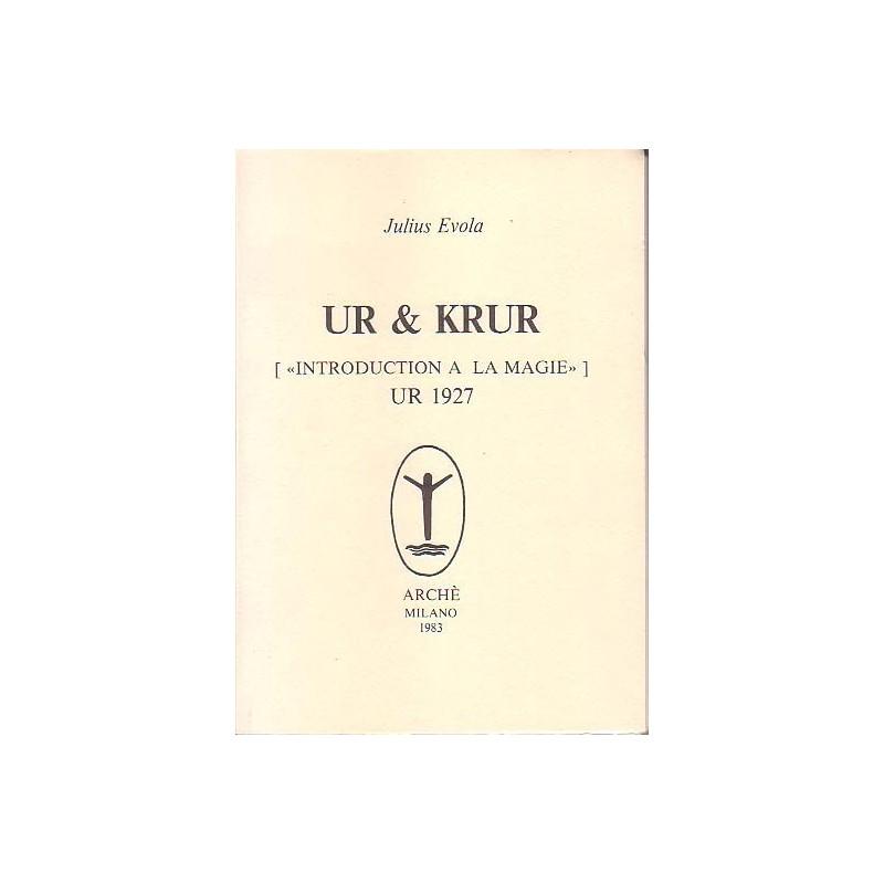 """Ur & Krur (""""Introduction à la magie"""") Ur 1927"""