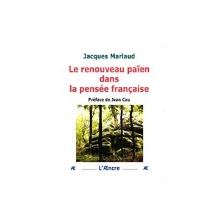 Le renouveau païen dans la pensée française
