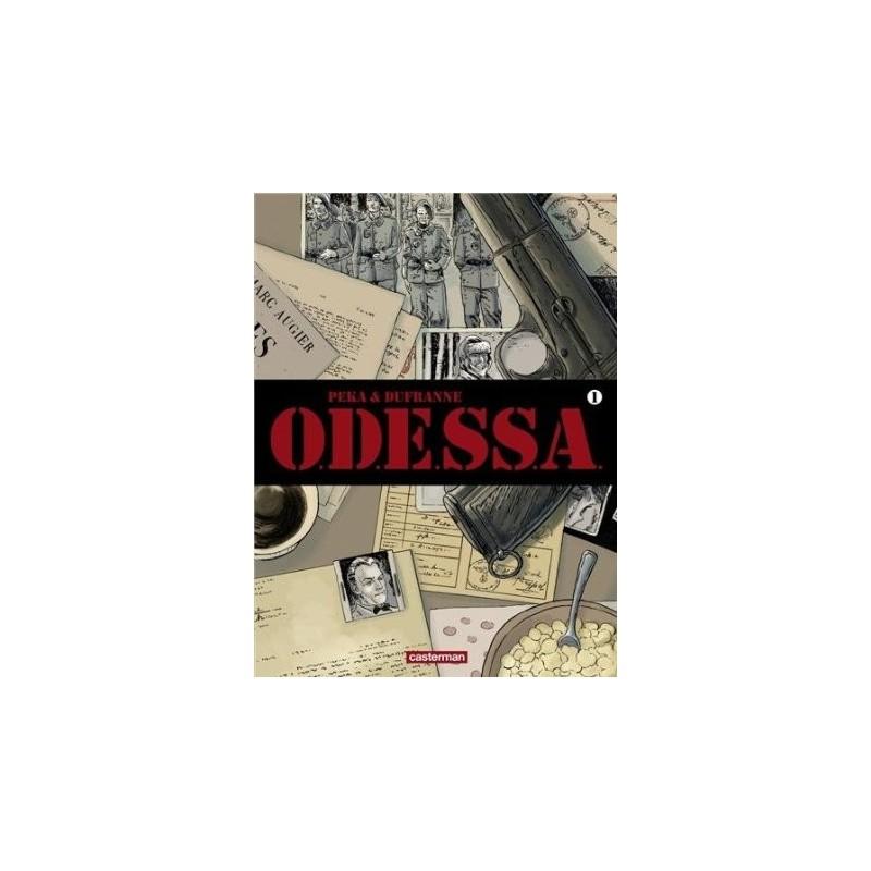O.D.E.S.S.A. Tome 1