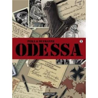 O.D.E.S.S.A. Tome 2