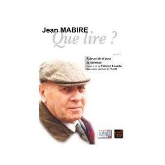 Que lire ? de Jean Mabire en DVD Volume 1