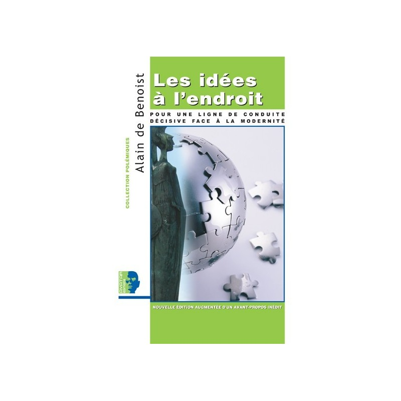 Les idées à l'endroit