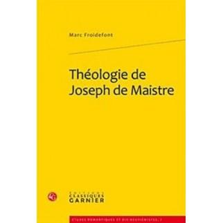 Théologie de Joseph Maistre