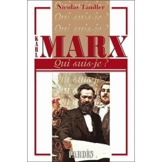 Marx - Qui suis-je ?