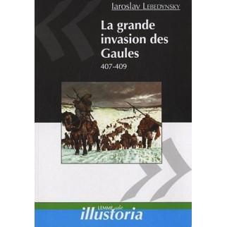 La grande invasion des Gaules 407-409